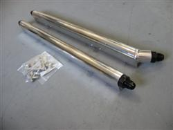 GP Billet 302-351w (45 Deg) Fuel Rails #BFR01