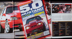 GlennsPerformance.com 1993 Supercharged LX 5.0 Cover Feature!